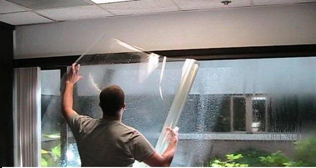 Пленки на окна