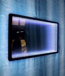Стеклопакет с подсветкой