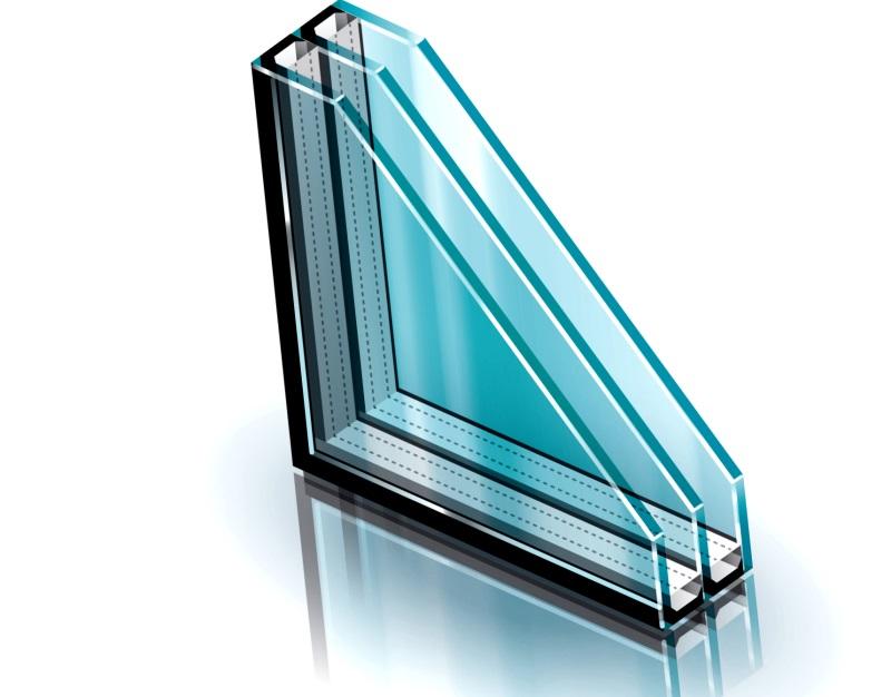 Замена стеклопакетов