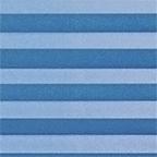 Креп перламутровый, голубой