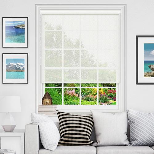Рулонные шторы светопрозрачные в гостинную
