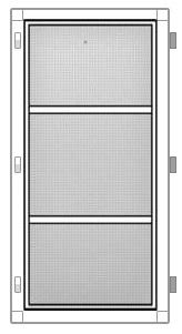 москитная дверь